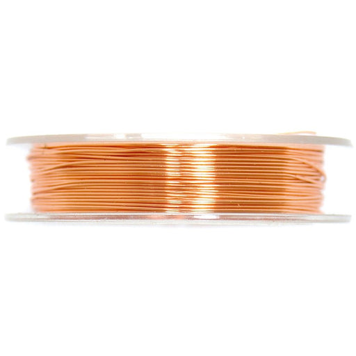 Brass Wire 5mx0.5mm: Copper