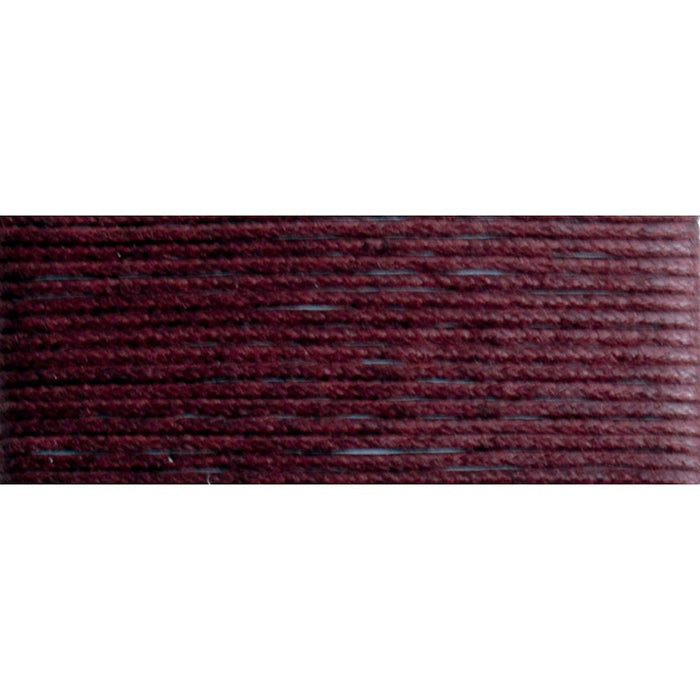 Cotton Waxed Cord 2mx1mm: Brown
