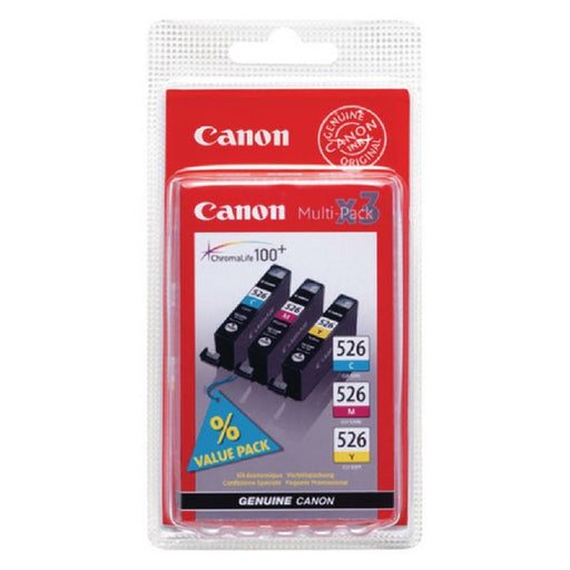 Canon CLI-526 CMY Cartridge 3-Color Multipack 4541B009