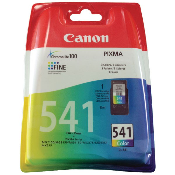 Canon CL-541 Standard Yield Colour Ink Cartridge 5227B005‎