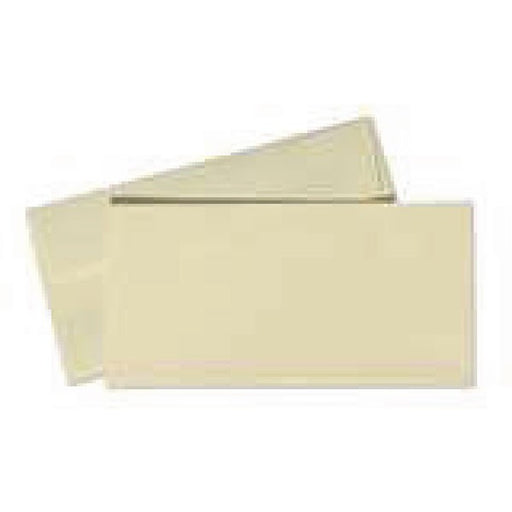 Conqueror Laid DL Wallet Envelope 110x220mm Cream CDE1003CR