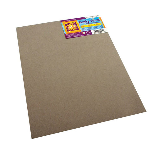 9 x 12 Funky Foam Sheet (2mm Thick) - Grey