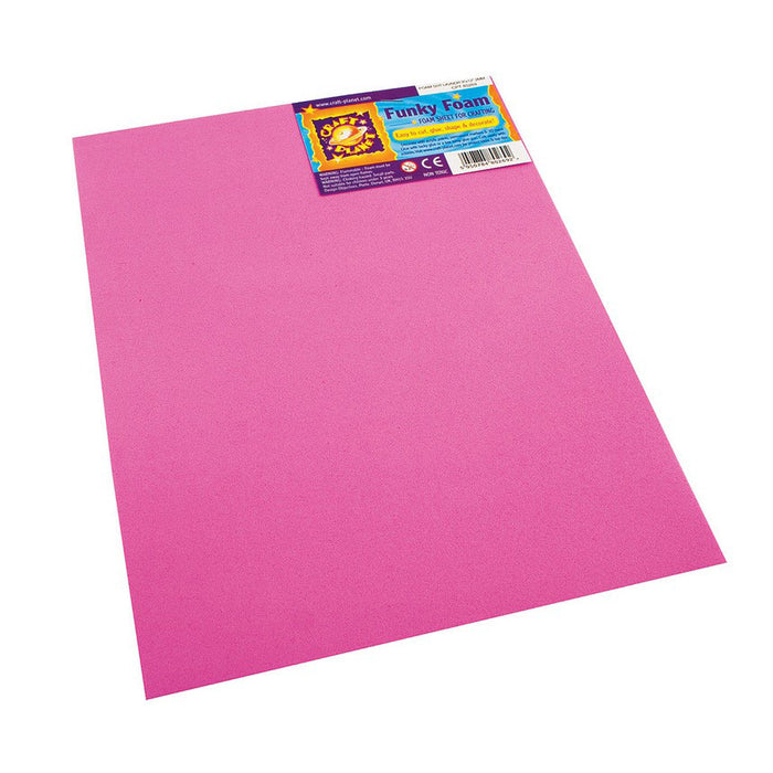 9 x 12 Funky Foam Sheet (2mm Thick) - Lavender