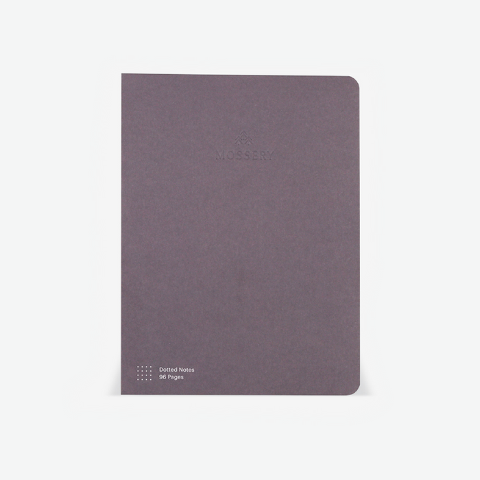 MOSSERY Dotted Light Notebook Refill