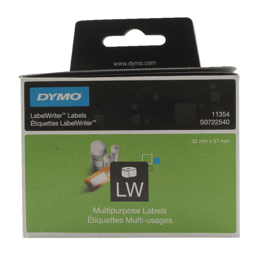Dymo 11354 LabelWriter Labels 57 x 32mm White S0722540