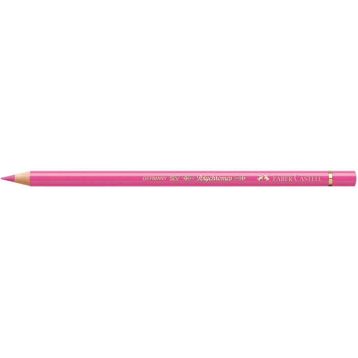 Polychromos Artists' Pencil Pink Madder Lake (129)