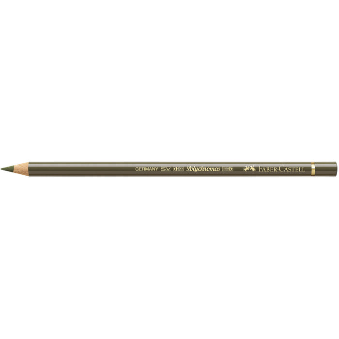 Polychromos Artists' Pencil Olive Green Yellowish (173)
