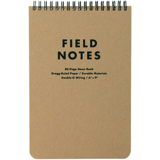 firld Notes Steno notebook