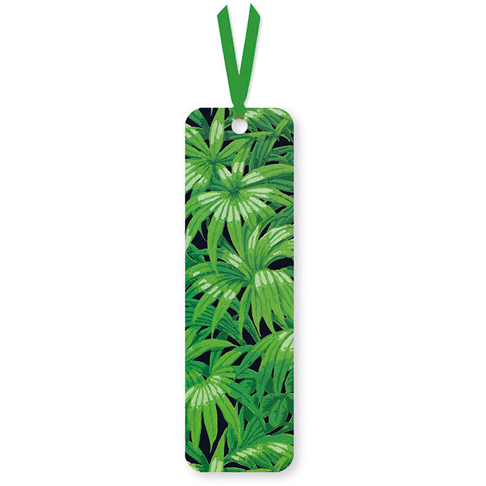 Green Palms Bookmark