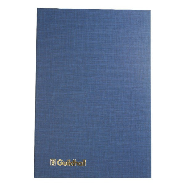 Exacompta Guildhall Account Book 160 Pages 12 Cash Columns 32/12 1062