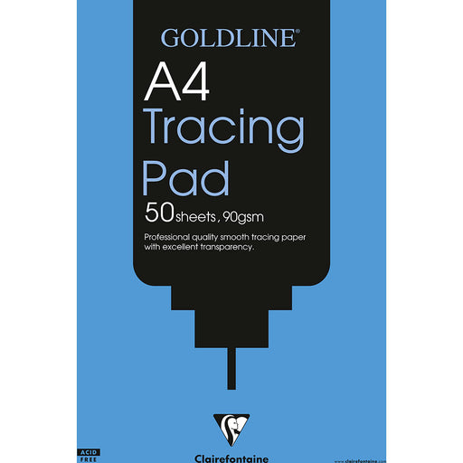Tracing Pad Professional A4 90gsm 50 Sheets