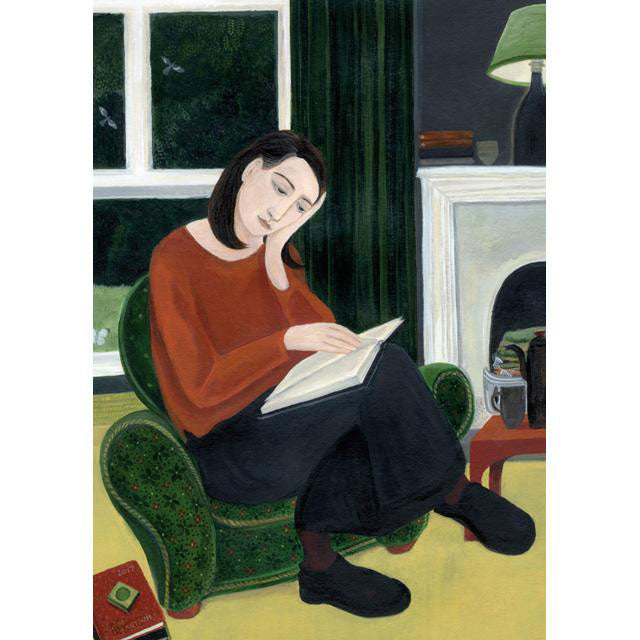 Dee Nickerson - The Book Lover