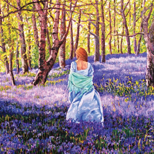 Zoe Elizabeth Norman -Through The Bluebells