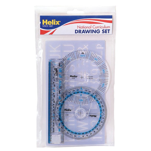Helix Drawing Set