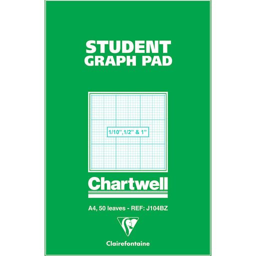 Student Graph Pad A4 1 10, 1 2 & 1