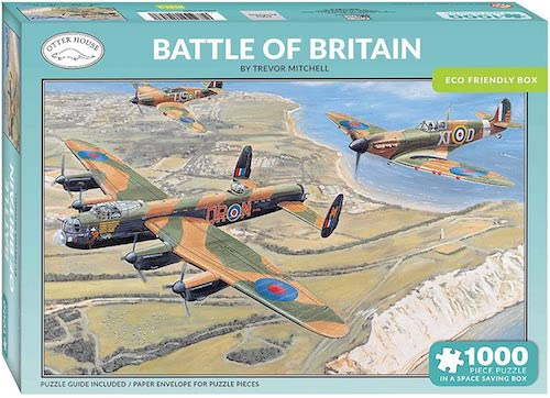 Jigsaw Battle of Britain