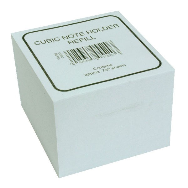 Q-Connect Memo Box Refill 750 Sheets KF01119