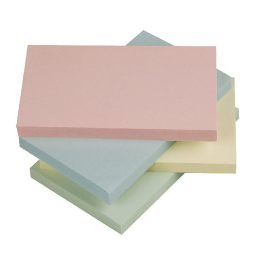 Q-Connect Quick Notes 76 x 127mm Pastel KF01349