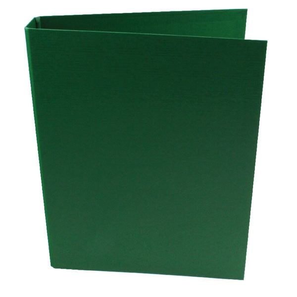 Q-Connect 25mm 2 Ring Binder Polypropylene A4 Green KF02004