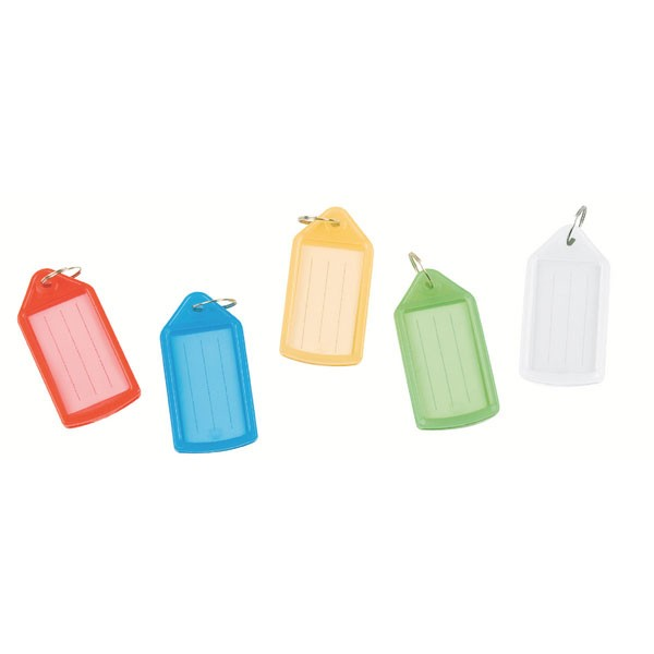 Q-Connect Sliding Key Fob Assorted KF10878