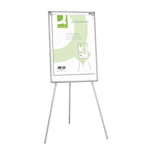 Q-Connect Plain Flipchart Pad A1 40 Sheet KF37002