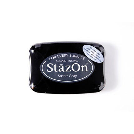 StazOn Ink Pads Stone Grey Staz On Pad