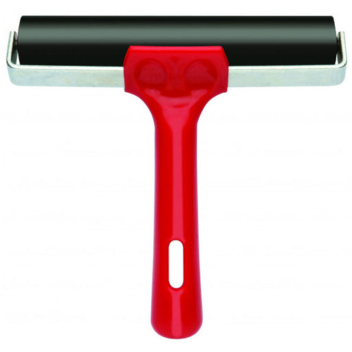 Lino Roller 150mm Red Handle