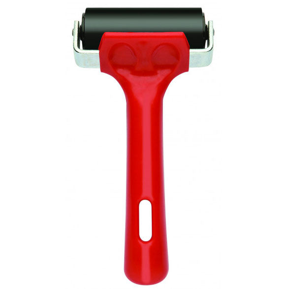 Lino Roller 65mm Red Handle