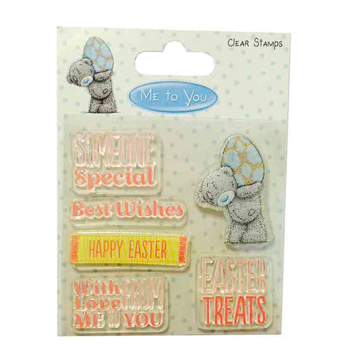 Me To You - Easter -Clear Stamp