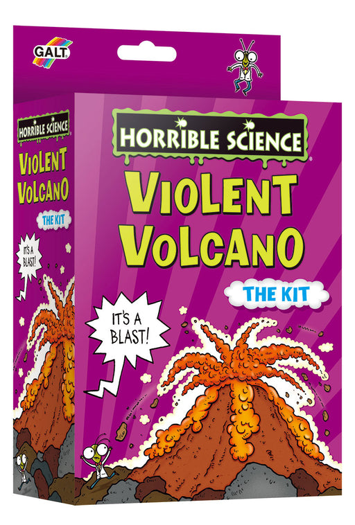 Galt Horrible Science Violent Volcano