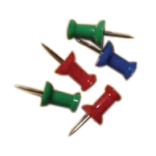 Push Pins Assorted 20471