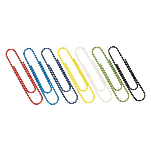 Paperclips Coloured 32mm 30601