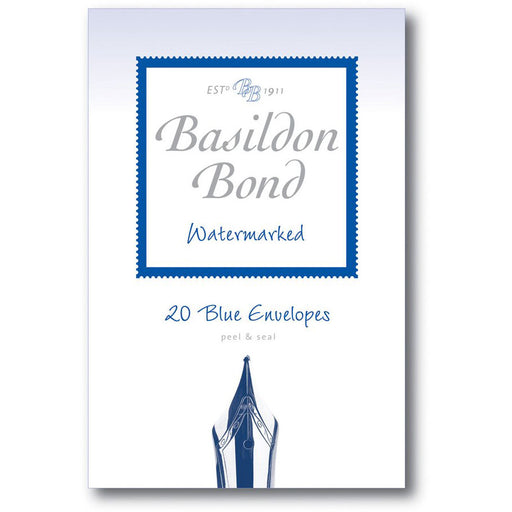 Basildon Bond Blue Envelopes
