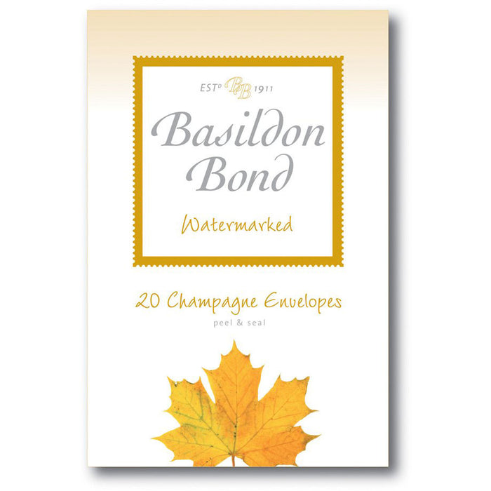 Basildon Bond Champagne Envelopes
