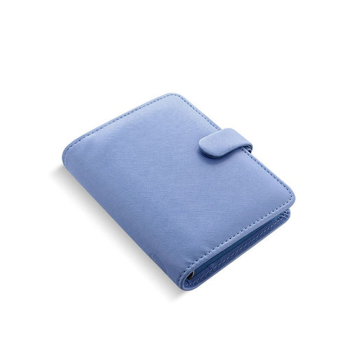 FILOFAX SAFFIANO VISTA BLUE POCKET