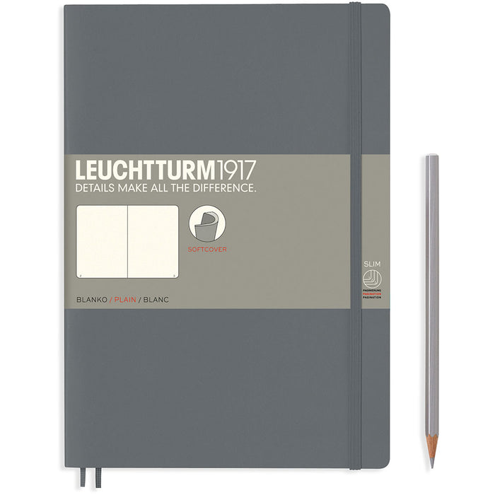 Softcover Notebook B5 Plain