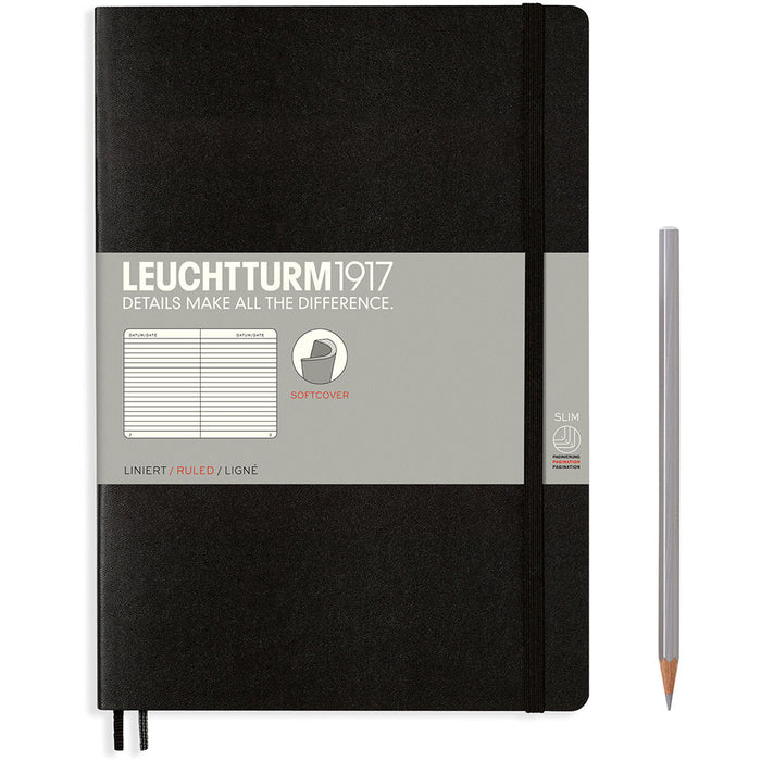 Softcover Notebook B5 Ruled