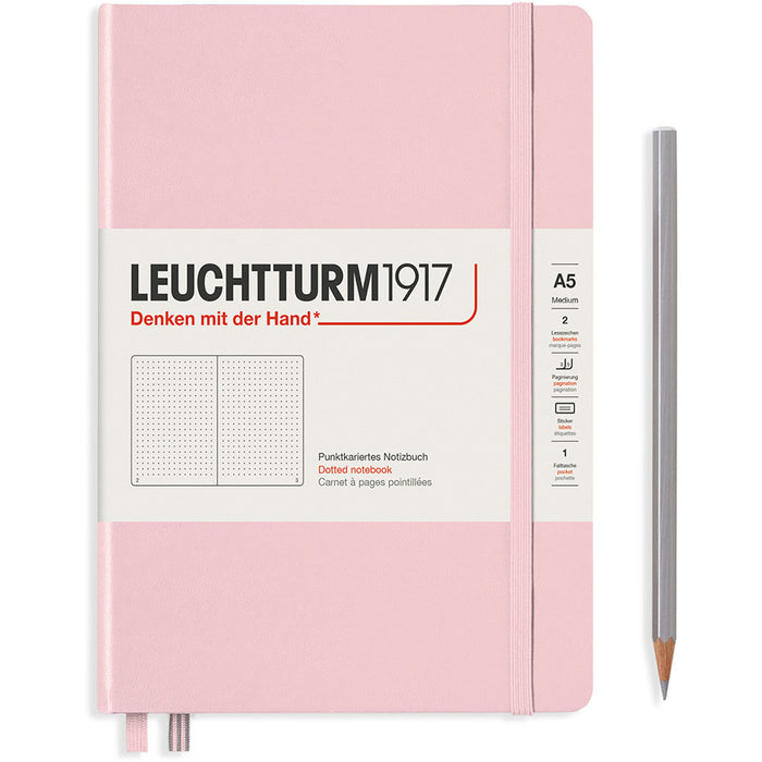 Leuchtturm Hardcover Notebook Medium A5 Dotted