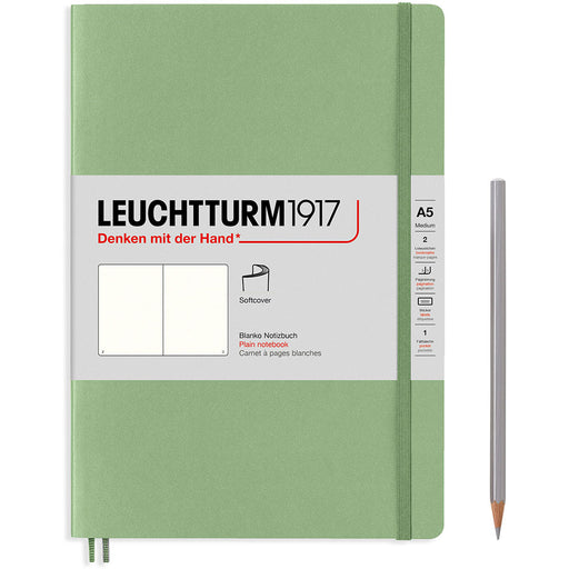 Leuchtturm Notebook Plain Colemans