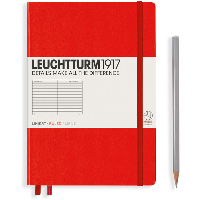 Leuchtturm Notebook Ruled