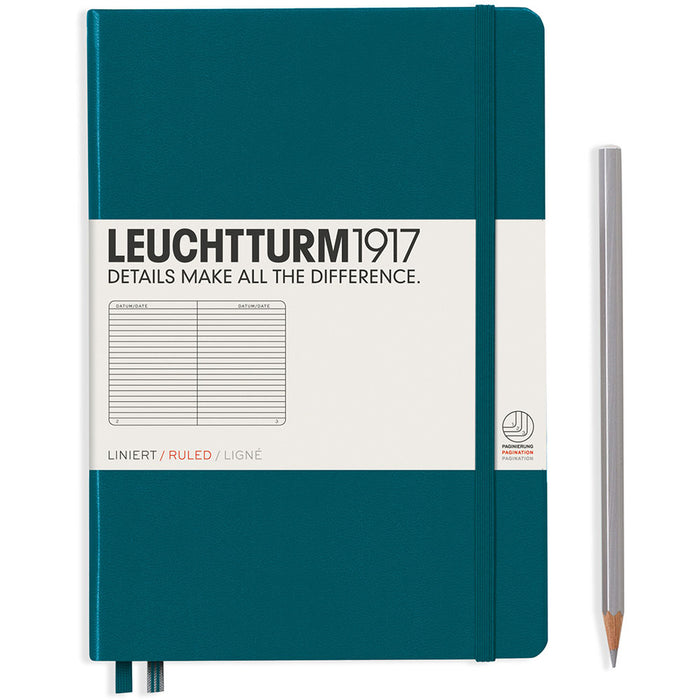 Leuchtturm Notebook Ruled Colemans