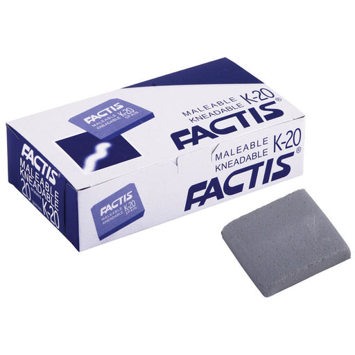 Factis Kneadable Putty Rubber