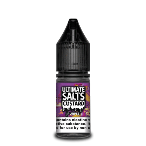 Ultimate Salts Custard 10MG