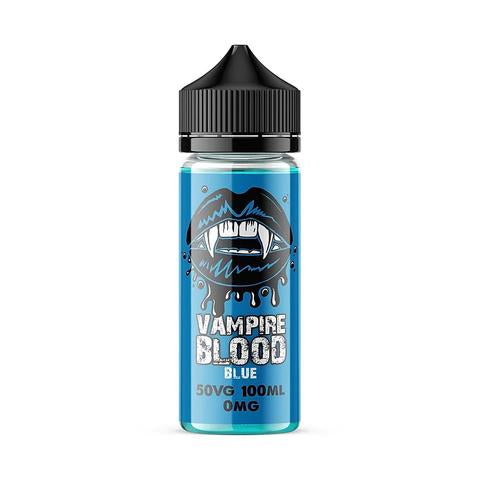 BLUE VAMPIRE BLOOD E-LIQUID 100ML - VapeRoad1