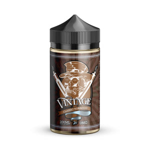 CLASSIC TOBACCO 200ML E LIQUID VINTAGE