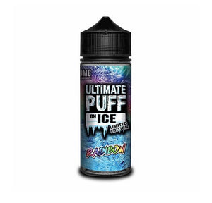 ULTIMATE PUFF ON ICE RAINBOW 120ML - VapeRoad1