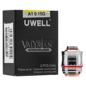 Uwell Valyrian Replacement Coils 2PCS