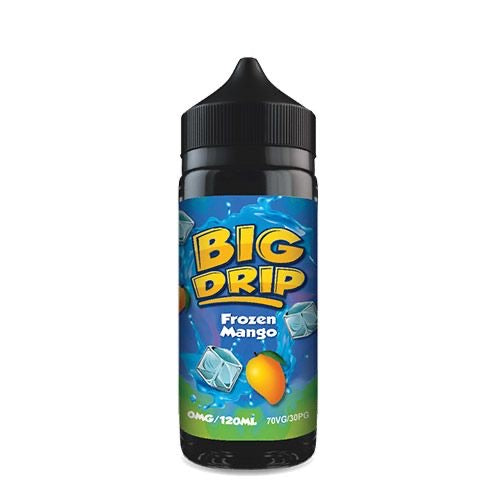 Big Drip Frozen Mango Shortfill E-Liquid 100ml