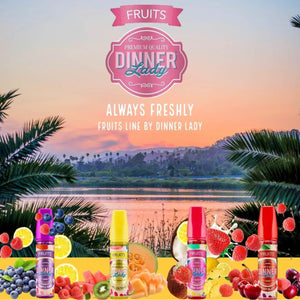 Dinner lady Tuck Shop 60ML  FRUITS - VapeRoad1