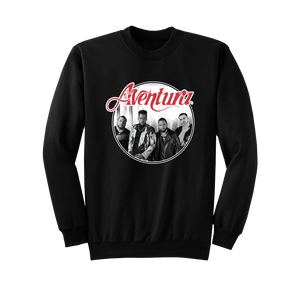 Aventura Photo Black Sweatshirt